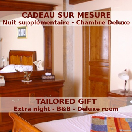 Extra nuit in a Deluxe bedroom at Le Relais de Saint Preuil - B&B