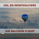 Air balloon flight