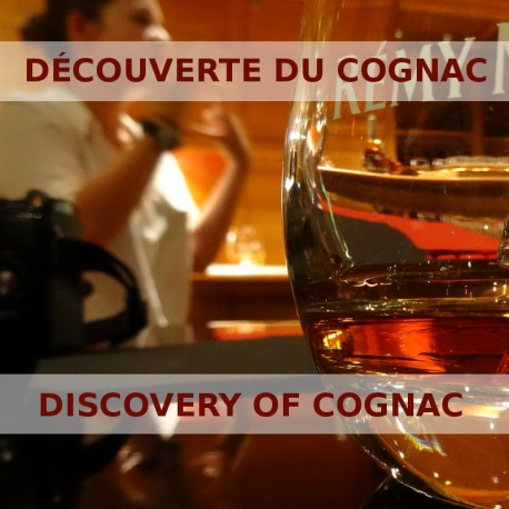 Cognac discovery - 3 nights package