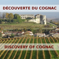 Cognac discovery - 3 days / 2 nights package