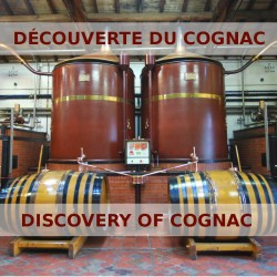 Cognac discovery - 1 night package