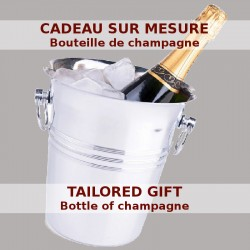 Bottle of champage